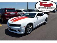6.2L V8 SFI. Come to the experts! White Hot! Chevrolet