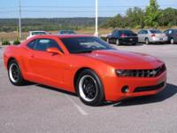 2010 CHEVROLET CAMARO COUPE 2SS Our Location is: