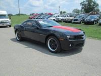 One owner, non-smoker 2010 Camaro LS coupe, 6-speed,