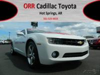 2010 Chevrolet Camaro Coupe LT Our Location is: ORR