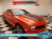 2010 CHEVROLET CAMARO COUPE LT Coupe Our Location is: