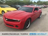 Chevrolet Camaro  CARFAX One-Owner.  **Accident Free
