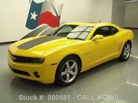 Body Style: Coupe Engine: Exterior Color: Rally Yellow
