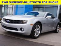 REMOTE START, BLUETOOTH FOR PHONE, POWER SUNROOF,