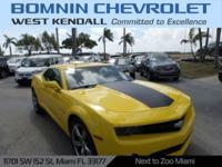 New Price! Clean CARFAX. Rally Yellow 2010 Chevrolet