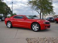 This 2010 Chevrolet Camaro 1LT at Century Chevrolet is