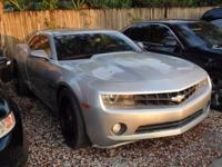 Options:  2010 Chevrolet Camaro 1Lt|Silver|Attention!!!