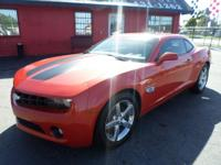 Options:  2010 Chevrolet Camaro Come See Our Wide