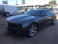We are excited to offer this 2010 Chevrolet Camaro.