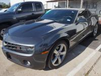 Recent Arrival! 2010 Chevrolet Camaro 1LT RS Package,