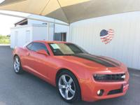 Here's a great deal on a 2010 Chevrolet Camaro!