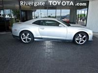 PREMIUM & KEY FEATURES ON THIS 2010 Chevrolet Camaro