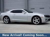 2010 Chevrolet Camaro 2LT  in Silver Ice Metallic, This
