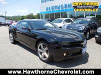 Carfax One Owner 2010 Chevrolet Camaro 2LT Coupe