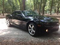 For Sale: 2010 Chevrolet Camaro LT Coupe. $21,000 OBO.