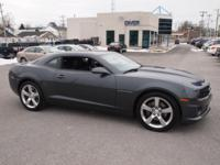 Snag a deal on this 2010 Chevrolet Camaro 2SS while we