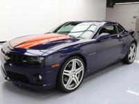 This awesome 2010 Chevrolet Camaro comes loaded with