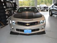 Options:  2010 Chevrolet Camaro 2Ss|Gray|Here At The