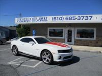 Check out this AWESOME 2010 Chevy Camaro SS....2SS