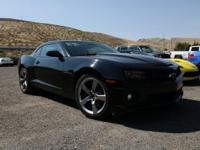 2010 Chevrolet Camaro SS 2SS Recent Arrival! 6-Speed