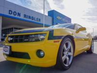 6.2L V8 SFI. Recent Arrival! Rally Yellow 2010