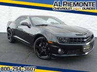 PRICED BELOW MARKET!! THIS Camaro WILL SELL FAST! -Low