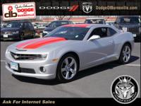 Options:  2010 Chevrolet Camaro 2Dr Cpe 2Ss|Heated