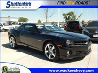 Options:  2010 Chevrolet Camaro Ss|Ss 2Dr Coupe