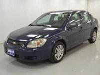 2010 CHEVROLET COBALT. LS PACKAGE. AUTOMATIC. VERY