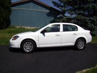 2010 Chevy Cobalt LS Sedan 4 cylinder engine with an