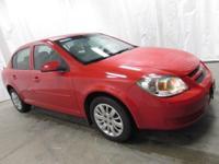 2010 Chevrolet Cobalt LT in Red... Real Winner!