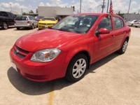Options:  2010 Chevrolet Cobalt Sedan Lt 1Lt|5-Speed