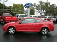 Exterior Color: red, Body: Coupe, Engine: 2.2L I4 16V