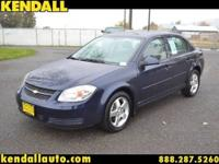 JUST ARRIVED.THIS COBALT IS A 4 DOOR SEDAN WITH GREAT