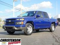 Deep Navy 2010 Chevrolet Colorado 1LT RWD 4-Speed