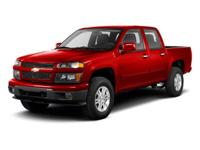 2010 Chevrolet Colorado 2LT Vehicle Highlights