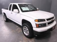 4WD. White Hot! Extended Cab! Don't pay too much for