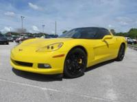 BEAUTIFUL 2LT CORVETTE WITH NO ACCIDENTS AND 2 OWNERS,