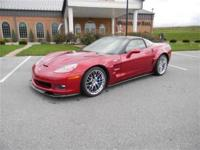 2010 Corvette ZR1. This is the bad boy of