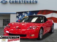 2010+Chevrolet+Corvette+Grand+Sport+In+Torch+Red+*+CLEA