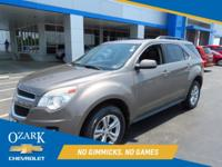 SUNROOF, Heated Seats, Leather, Back-up Camera, Equinox