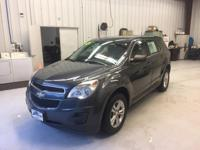Check out this gently-used 2010 Chevrolet Equinox we