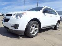 Options:  2010 Chevrolet Equinox Ls 4Dr