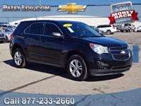 2010 Equinox LS - Clean CARFAX One Owner **Power