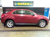 Come see this 2010 Chevrolet Equinox LS. Its Automatic