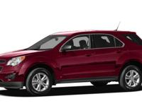 Options:  2010 Chevrolet Equinox Ls|Miles: 88290Color: