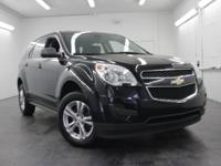 New Price! 2010 Chevrolet Equinox LS 32/22 Highway/City