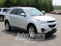 Don't miss out on owning this 2010 Chevrolet Equinox.