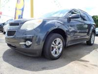 Options:  2010 Chevrolet Equinox Lt Awd 4Dr Suv