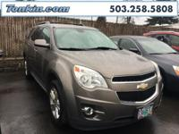 WOW!!! Check out this. 2010 Chevrolet Equinox LT Tan